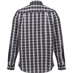 Regatta Lonan Camiseta Manga Larga Hombre, gris